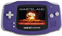 Game Boy Advance Wasteland